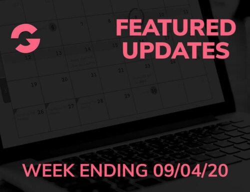 GrooveFunnels™ Featured Updates: Week Ending 09/04/20