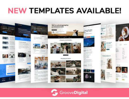 New Templates Released October 23rd – 30th