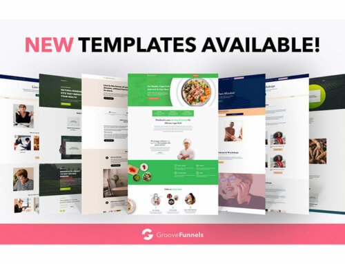 New Templates Released 01-22-21