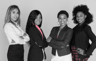 Group of women entrepreneurs