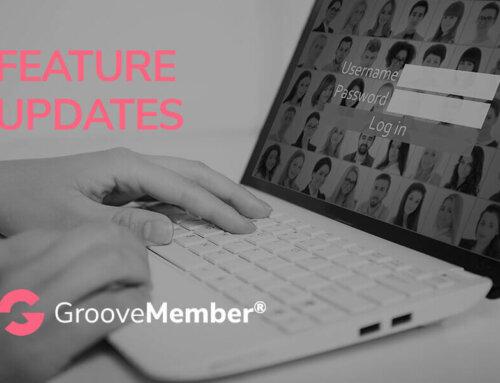 GrooveMember Changelog