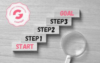 Start Step Goal