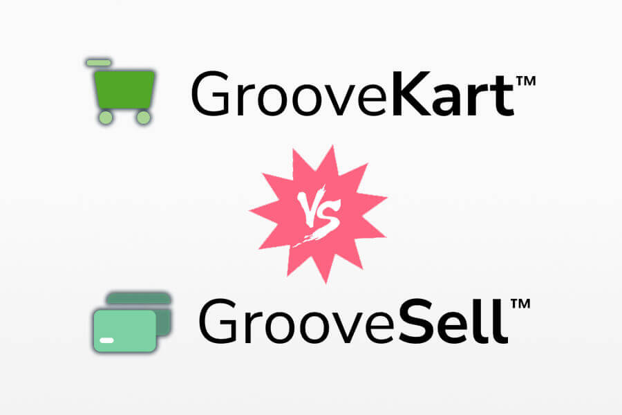 GrooveKart vs GrooveSell